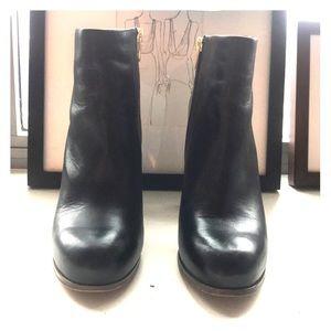 Vince Camuto black bootie